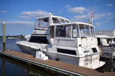 "Продажа яхты 44 Motor Yacht - VIKING 44' 0"""
