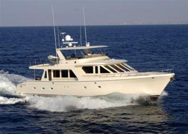 Стоимость яхты NEW BUILD 66/72 - OFFSHORE YACHTS 2019