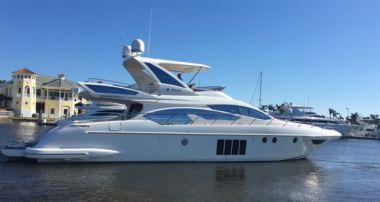 "Купить яхту 2013 Azimut 64 FLY w/ Seakeeper ""VIVERE""  в Atlantic Yacht and Ship"
