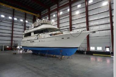 best yacht sales deals 1988 Hatteras 65 Motor Yacht - HATTERAS