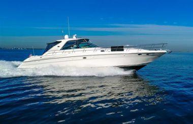 Продажа яхты 580 Super Sun Sport - SEA RAY