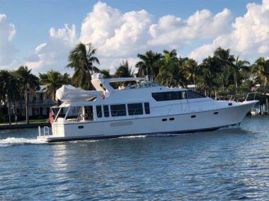 best yacht sales deals GALILEA - PACIFIC MARINER 2005