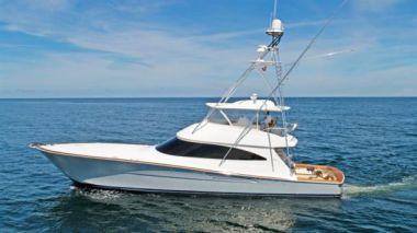 "best yacht sales deals Blue Bird - VIKING 72' 0"""