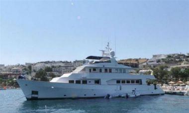 EAGLE TU - TECNOMAR 1997 yacht sale
