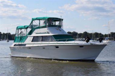 Продажа яхты Irish Mist - SILVERTON 40 Aft Cabin