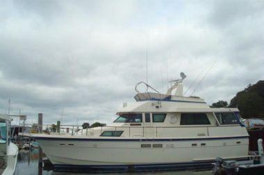Стоимость яхты Nixiet - HATTERAS 1986