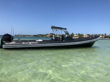 Продажа яхты Perla Negra