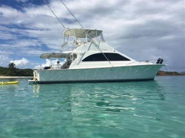 Продажа яхты 48ft 2003 Ocean Yachts 48 Super Sport