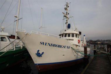 Svendborgsund - SMEDVIK MEK