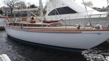 Продажа яхты WRAITH