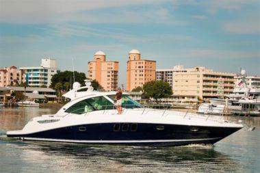 Купить яхту Blueberry - SEA RAY 48 Sundancer в Atlantic Yacht and Ship