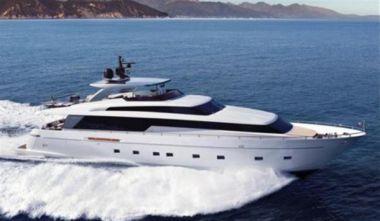 Продажа яхты MONKEY - SANLORENZO 104