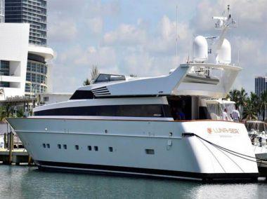 Стоимость яхты AKHIR 110 LE - CANTIERI DI PISA