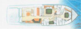 Купить яхту BLACKHAWK - VIKING 61 Enclosed Bridge Convertible в Atlantic Yacht and Ship