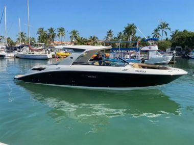 Купить яхту 2020 Sea Ray 350 SLX @ Puerto Vallarta в Atlantic Yacht and Ship