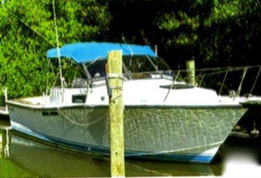 Продажа яхты 28 Rampage 89