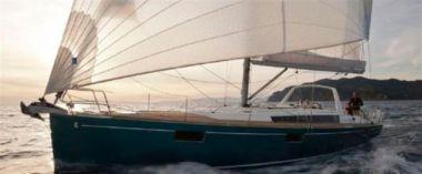 Beneteau Oceanis 48 Stock Boat - BENETEAU