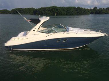 Продажа яхты 2008 SEA RAY 335 DA - SEA RAY 335 SUNDANCER