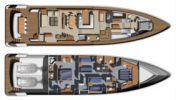 Стоимость яхты ORA O MAI PIU - AICON YACHTS 2006
