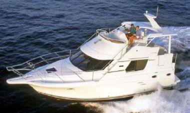 32' Silverton 322 Motoryacht - SILVERTON