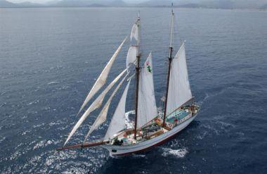 "best yacht sales deals SIR ROBERT BADEN POWELL - EDGAR ANDREE, MAGDEBURG 137' 10"""