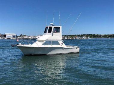 Продажа яхты M - CHRIS CRAFT Ray Hunt Tournament Sportfish