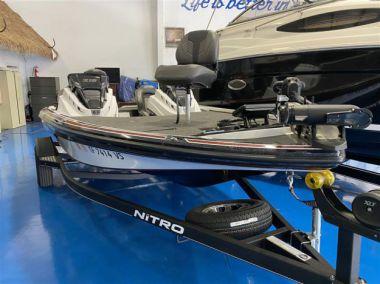 Лучшие предложения покупки яхты Tracker Nitro Z18 - TRACKER
