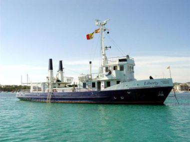 Стоимость яхты Liberty - PEENE WERFT 1968