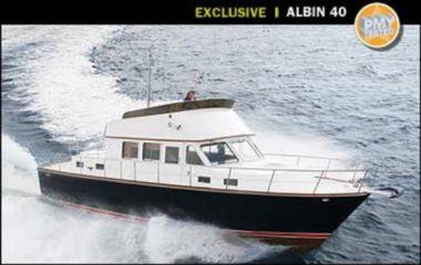 """Стоимость яхты """"AquaTherapy"""" - ALBIN"""