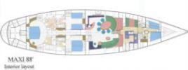Продажа яхты Centurion - CIM SHIPYARD Maxi 88