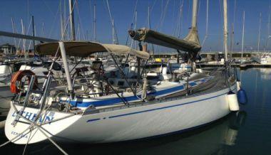"Lithian - NAUTOR'S SWAN 41' 0"" yacht sale"
