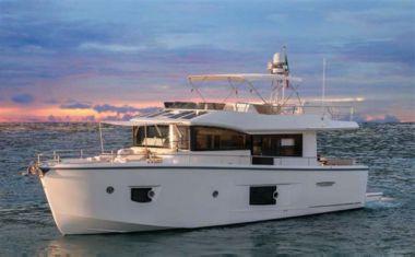 Купить яхту Brand New - CRANCHI Eco Trawler 53 Long Distance в Atlantic Yacht and Ship