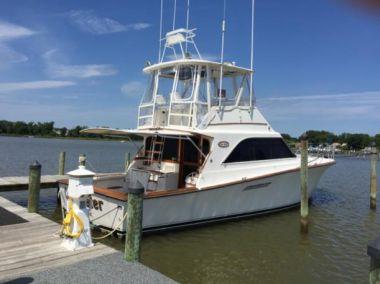 Стоимость яхты Cool Water - Ocean Yachts