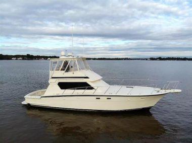 Купить яхту Pleiades - HATTERAS 48 Convertible в Atlantic Yacht and Ship