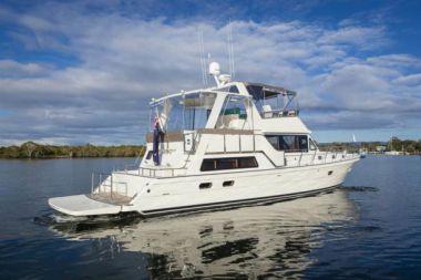 Продажа яхты 50 Free Ocean Yacht Fish