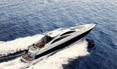 Стоимость яхты Sunseeker 72