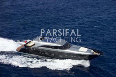 AB 92 - AB YACHTS AB 92 open yacht sale