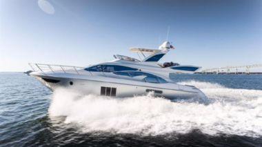 Купить яхту 60ft 2016 Azimut 60 Flybridge в Atlantic Yacht and Ship