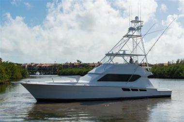 Стоимость яхты Bluelagoon - HATTERAS 2000