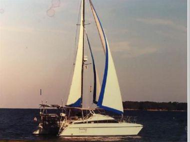 Стоимость яхты Sunray - PROUT 1997