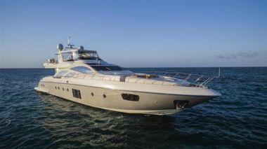 "Купить VICTORIOUS     2014 Azimut 100 Leonardo (route to Miami) - AZIMUT 100' 11"""