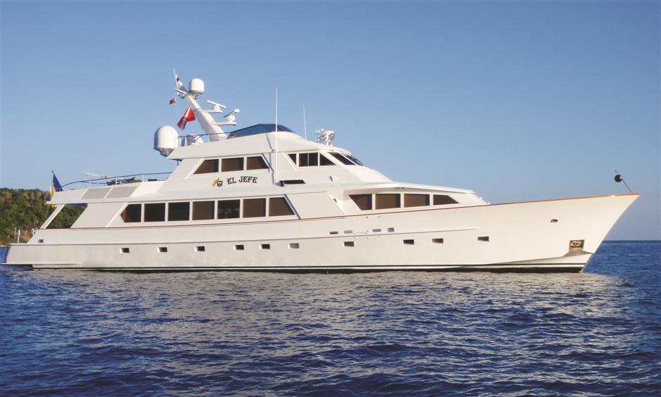 EL JEFE - DERECKTOR - Buy and sell boats - Atlantic Yacht