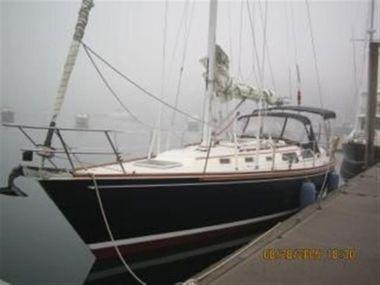 "Продажа яхты Sabre 42 ""Bodacious"" - SABRE YACHTS"
