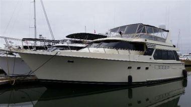 Лучшая цена на 53ft 1989 Tollycraft 53 Motor Yacht - TOLLYCRAFT