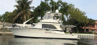 """Продажа яхты Dog House - BERTRAM 46' 6"""""""