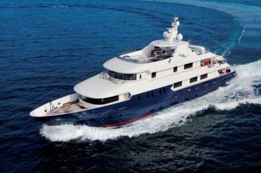 Стоимость яхты SERENITY II - MENGI YAY 2010