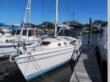 2009 Catalina 375 - CATALINA 375 yacht sale