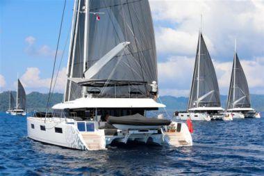 Стоимость яхты Meridian Adventure - LAGOON 2016