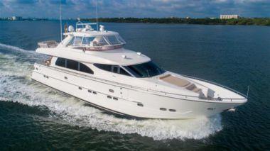 Стоимость яхты HUEY'S ISLAND - HORIZON