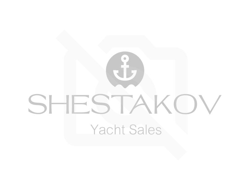 Купить яхту Dos Rosas - HATTERAS Enclosed Bridge Convertible в Shestakov Yacht Sales